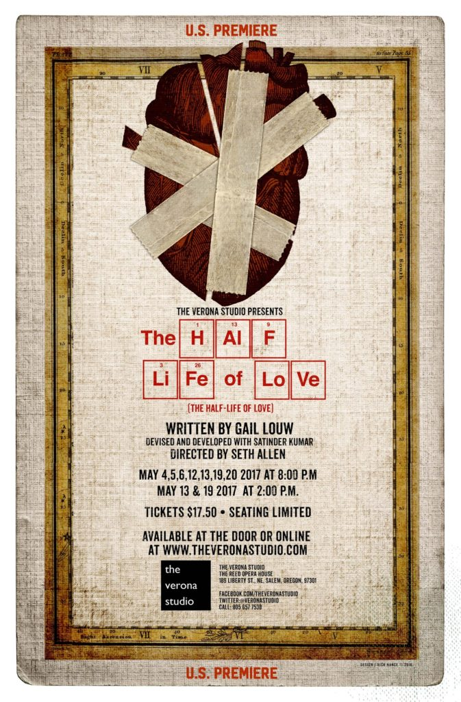The Half-Life of Love poster