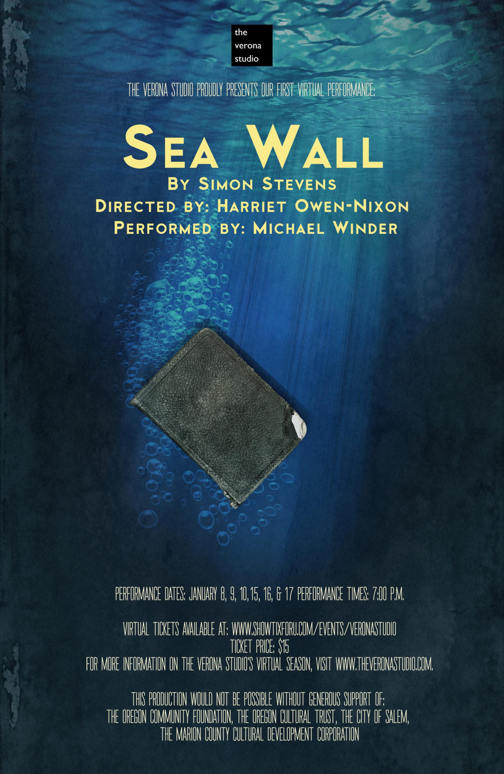 Sea Wall poster